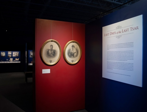 RNA Supports Tsar Nicholas II Exhibition