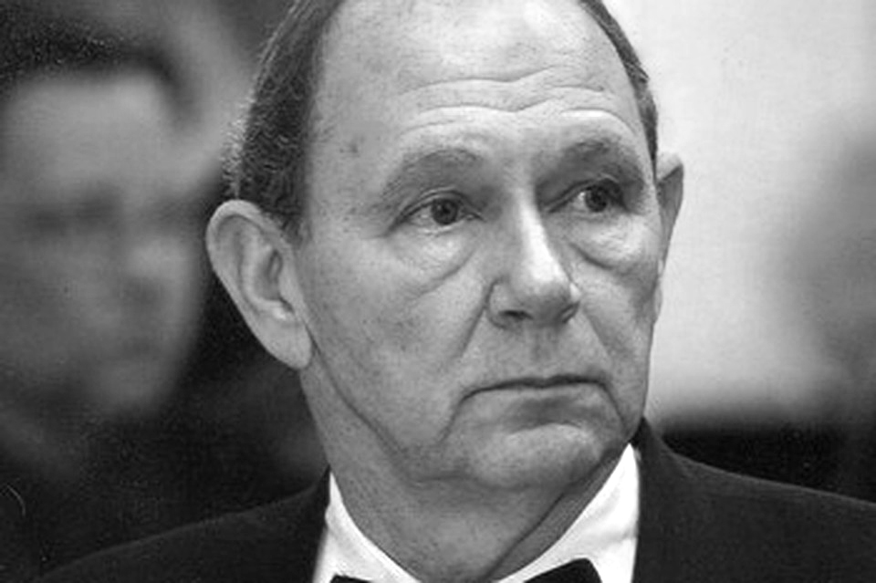 Death of RNA President Prince Vladimir K. Galitzine