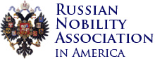 Russian Nobility Association in America Logo